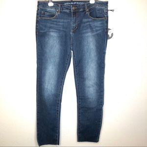 Articles of society Whitney crop skinny jeans 32
